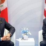 Reunión EPN con Donald Trump