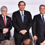 Representantes de Alianza del Pacífico